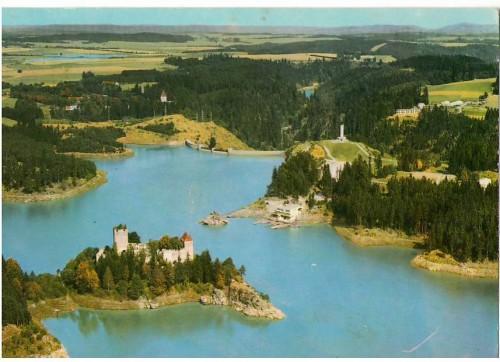 11336 Stausee Ottenstein 1975 Ansichtskarten 214 Sterreich
