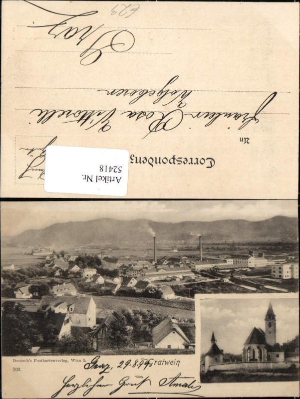 Zelt Kaufen Graz : Gratwein kirche fabrik ansichtskarten