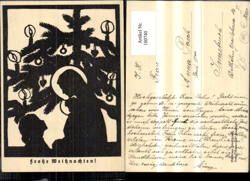 180740 k nstler ak helene zadnik scherenschnitt frohe. Black Bedroom Furniture Sets. Home Design Ideas