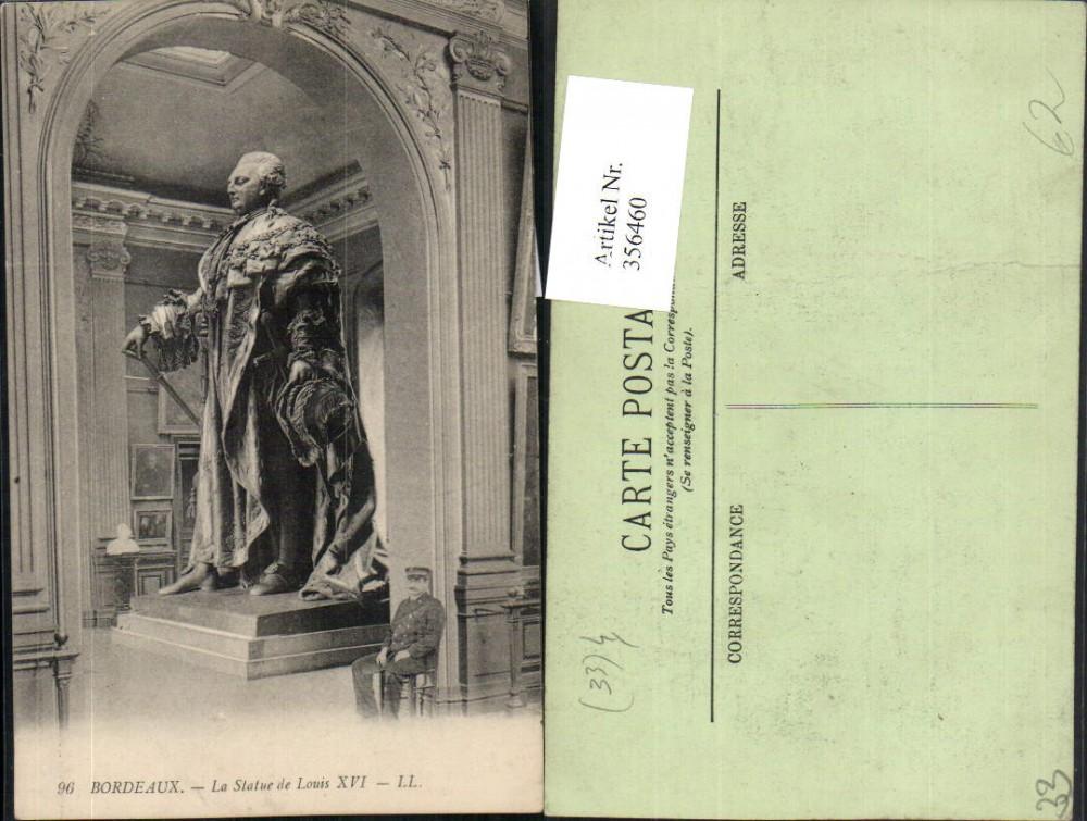 356460,Aquitanien Gironde Bordeaux La Statue de Louis XVI - 3300, Österreich - - Beginn der Widerrufsbelehrung - Widerrufsbelehrung: Der Käufer, der Verbraucher im Sinne des Konsumentenschutzgesetzes ist, hat das Recht, seine Bestellung innerhalb von 14 Tagen nach Eingang der Ware zu widerrufen. Für Verbraucher - 3300, Österreich