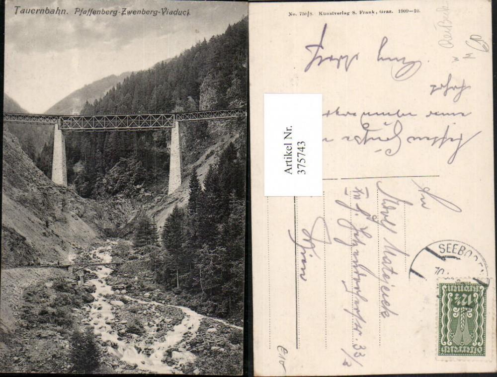 A régi Pfaffenberg-Zwenberg-Viadukt